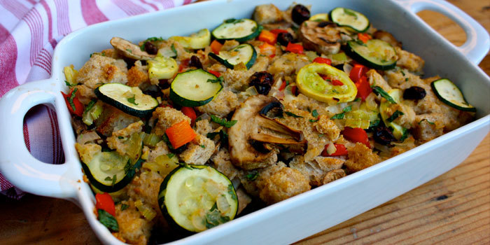 This stuffing is AMAZING! It does not compromise on flavor.
