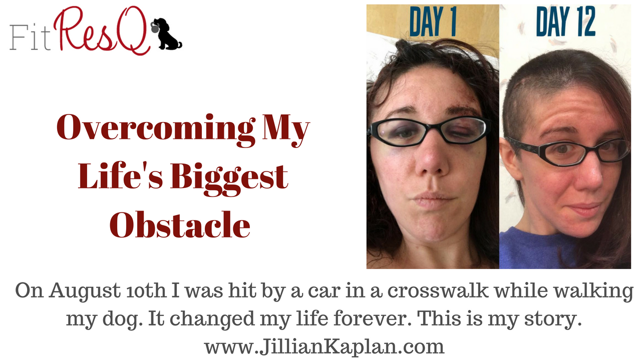 How I am overcoming my biggest life obstacle and how I put myself first