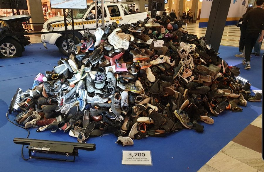 Shoes for Fitness and Road Safety